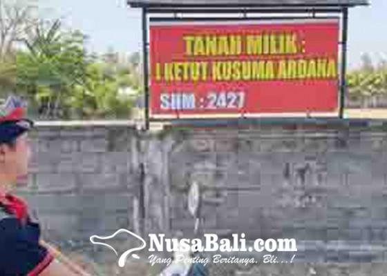 Nusabali.com - perbekel-bungkulan-jadi-tersangka