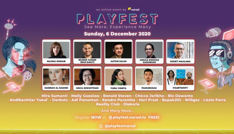 www.nusabali.com-playfest-2020-upaya-bersama-tumbuhkan-industri-kreatif-tanah-air