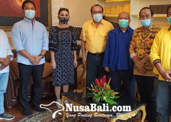 Nusabali.com - golkar-tak-terpengaruh-pemecatan-made-gianyar-dari-pdip