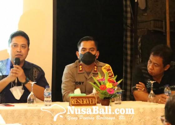 Nusabali.com - kapolres-badung-waspadai-hoaks-jelang-coblosan