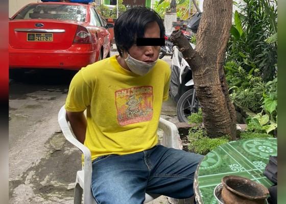 Nusabali.com - pamer-burung-pemuda-misterius-dihajar-warga