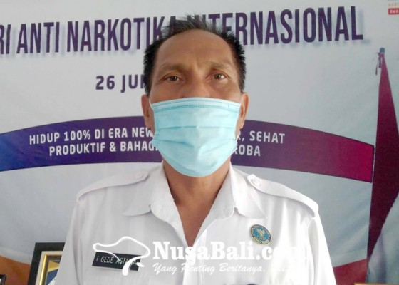 Nusabali.com - bnnk-buleleng-terbitkan-328-surat-pemeriksaan-narkoba
