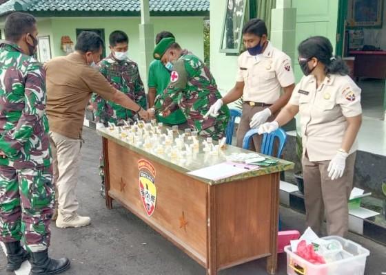Nusabali.com - 65-personel-kodim-klungkung-test-urine-semua-negatif