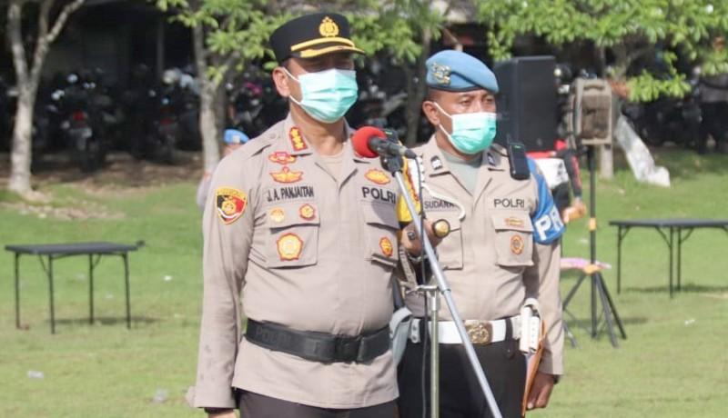www.nusabali.com-pilkada-denpasar-polresta-siagakan-600-personil