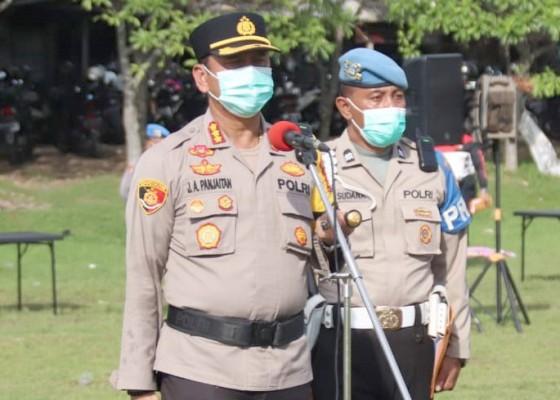 Nusabali.com - pilkada-denpasar-polresta-siagakan-600-personil