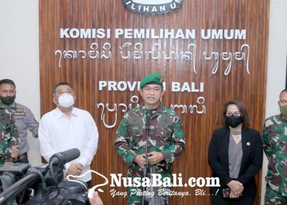 Nusabali.com - amankan-pilkada-kodam-ixudayana-siagakan-2509-personel