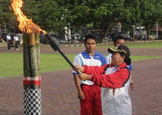 Nusabali.com - porkab-karangasem-diikuti-434-atlet