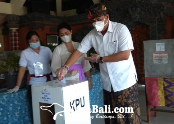 Nusabali.com - pilkada-denpasar-ambara-pasrahkan-hasil-kepada-masyarakat