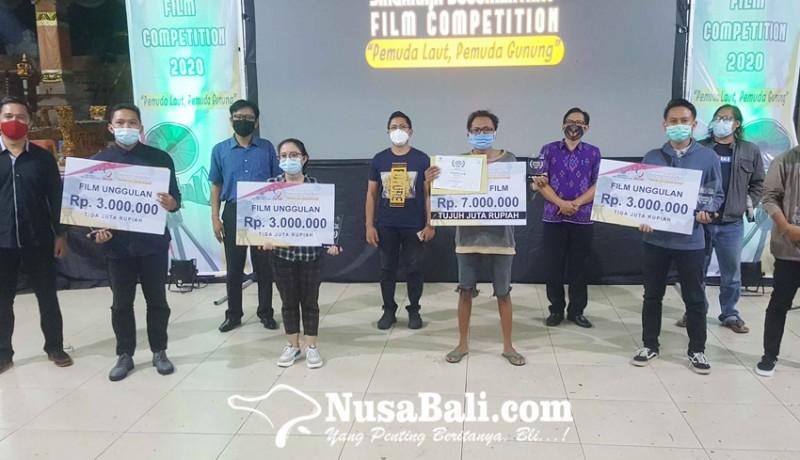www.nusabali.com-kaki-kita-juara-lomba-film-dokumenter-singaraja