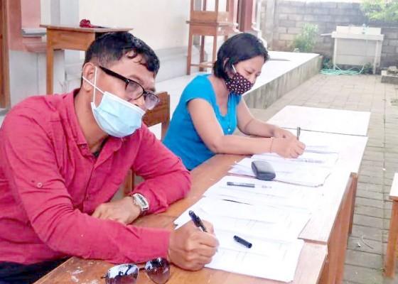 Nusabali.com - sdn-2-benoa-sebar-angket-pendapat-sekolah-tatap-muka