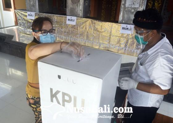 Nusabali.com - coblosan-pilkada-nihil-laporan-pelanggaran