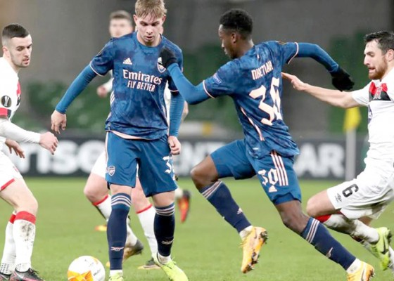 Nusabali.com - arsenal-perkasa-liga-europa
