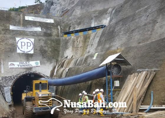 Nusabali.com - panjang-terowongan-355-meter-untuk-alihkan-aliran-sungai