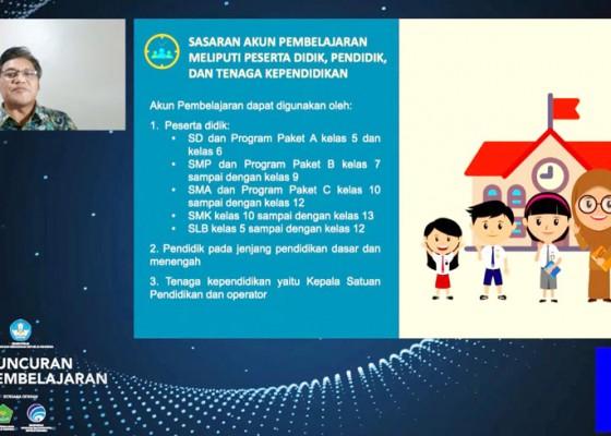 Nusabali.com - kemendikbud-luncurkan-akun-belajarid