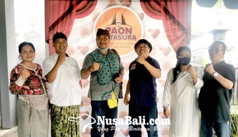 www.nusabali.com-festival-budaya-pecut-hidupkan-lagi-pusaka-ksatria-mahottama