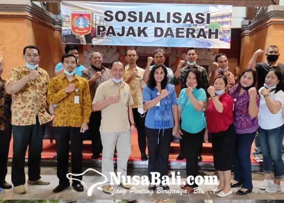 Nusabali.com - bpkad-hapus-sanksi-administrasi-bayar-pajak