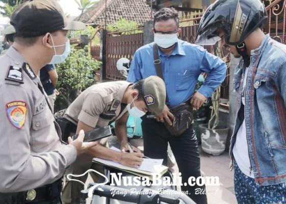 Nusabali.com - razia-360-titik-terjaring-90-pelanggar-prokes