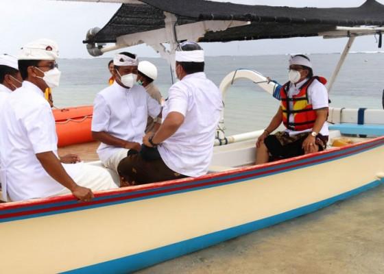 Nusabali.com - pemkab-badung-gelar-upacara-pamahayu-jagat-di-pantai-geger