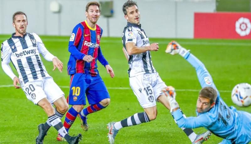www.nusabali.com-gol-messi-dinilai-bawa-barcelona-di-jalur-juara