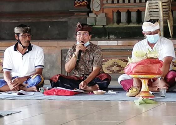 Nusabali.com - desa-adat-mas-tetap-gelar-mejaya-jaya