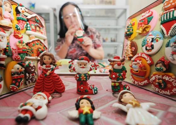Nusabali.com - permintaan-kerajinan-clay-tepung-natal