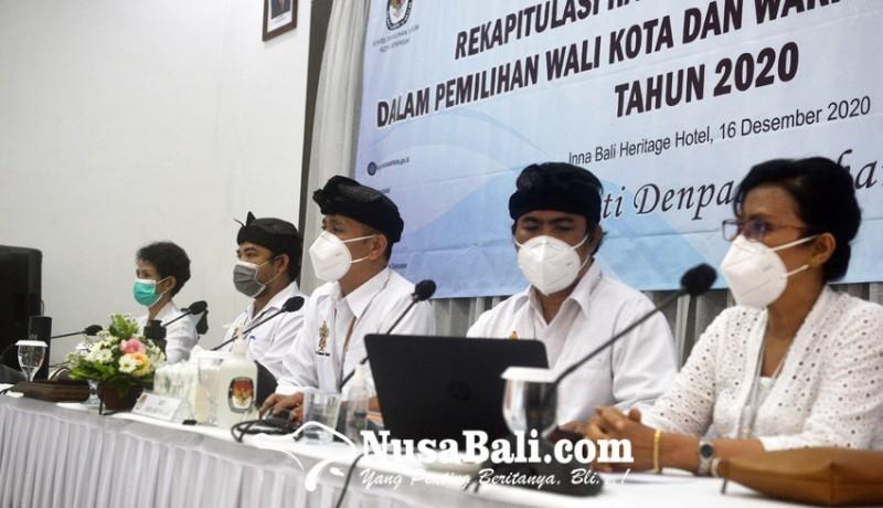 www.nusabali.com-kpu-denpasar-bersyukur-pilkada-di-tengah-pandemi-berjalan-lancar