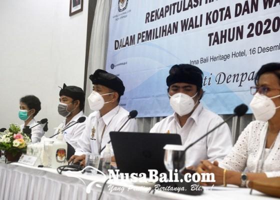 Nusabali.com - kpu-denpasar-bersyukur-pilkada-di-tengah-pandemi-berjalan-lancar
