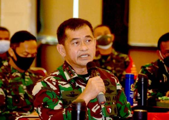 Nusabali.com - pangdam-ajak-prajurit-bantu-ketahanan-pangan