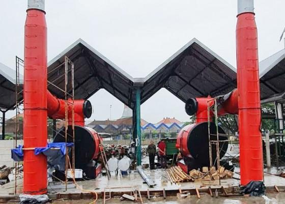 Nusabali.com - satu-mesin-mampu-bakar-600-kg-sampah-per-jam