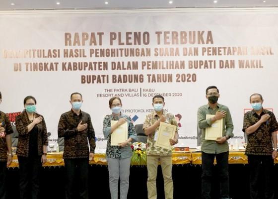 Nusabali.com - partisipasi-pemilih-pilkada-badung-tak-sesuai-target