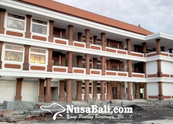 Nusabali.com - gedung-smpn-14-denpasar-tinggal-finishing