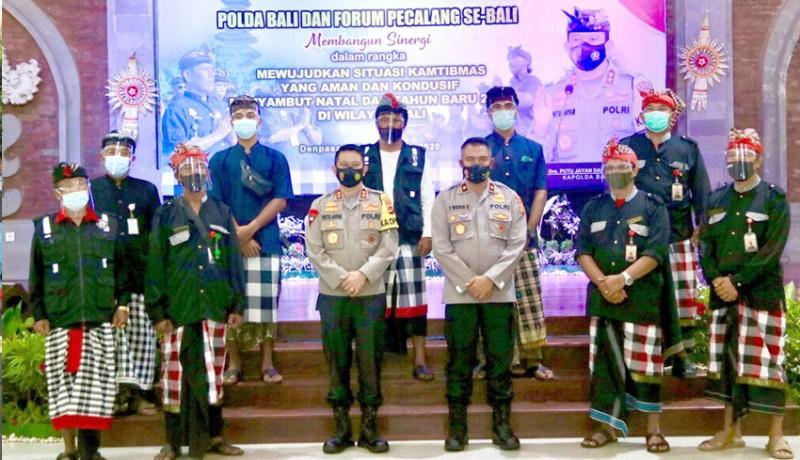 www.nusabali.com-jelang-nataru-kapolda-temui-forum-pecalang