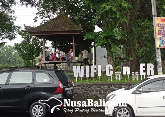 Nusabali.com - viral-fasilitas-publik-di-lapangan-alit-saputra-dirusak