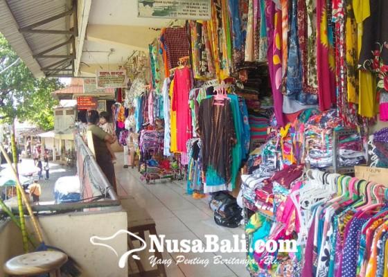 Nusabali.com - omzet-anjlok-pedagang-banyak-nunggak-sewa-kios-dan-los