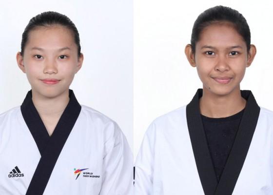 Nusabali.com - atlet-taekwondo-bali-bersiap-ke-pelatnas