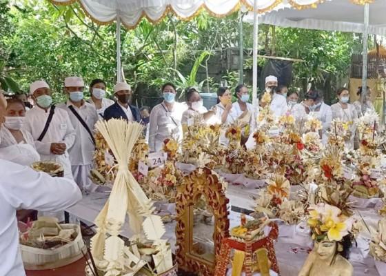 Nusabali.com - upacara-atma-wedana-massal-dengan-pola-subsidi-silang
