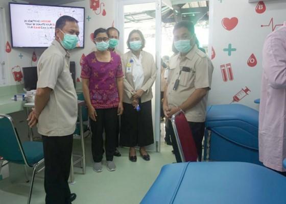 Nusabali.com - rsup-sanglah-miliki-unit-transfusi-darah-mandiri