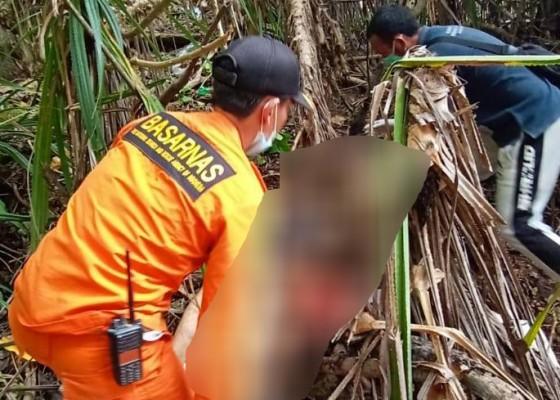 Nusabali.com - terpeleset-di-klingking-beach-nusa-penida-wisatawan-mojokerto-ditemukan-tewas