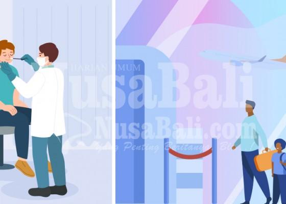 Nusabali.com - berwisata-ke-bali-harus-kah-swab