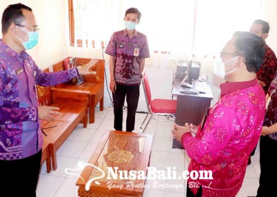 Nusabali.com - dinsos-luncurkan-puskesos-dan-slrt