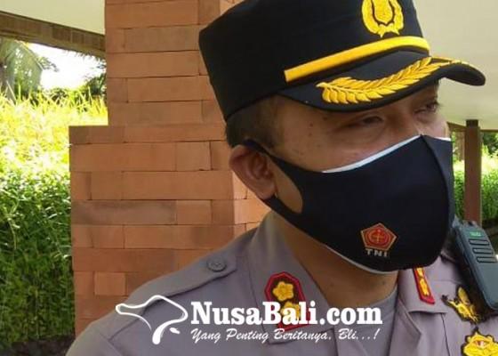 Nusabali.com - polres-gianyar-petakan-titik-kerumunan