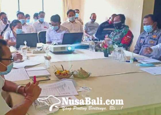 Nusabali.com - camat-se-karangasem-verifikasi-apbdes