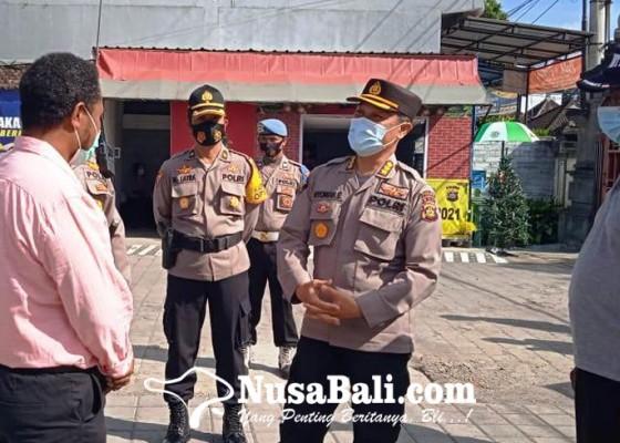 Nusabali.com - mabes-polri-cek-pengamanan-nataru-di-gianyar