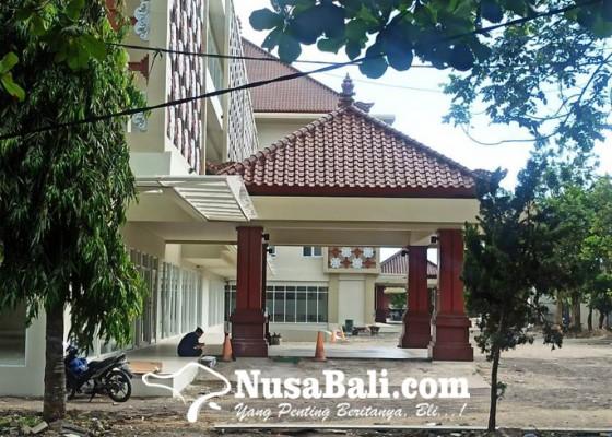 Nusabali.com - gedung-baru-di-rsd-mangusada-hampir-rampung