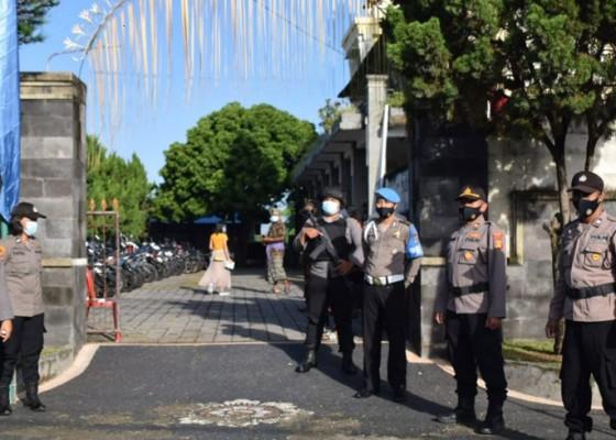 Nusabali.com - polisi-jaga-ketat-perayaan-natal-di-badung