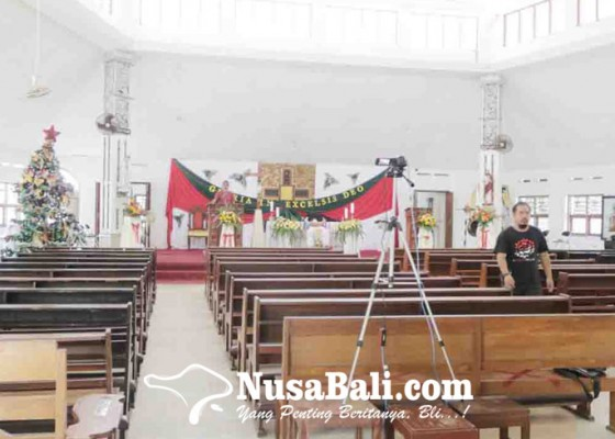 Nusabali.com - gereja-katolik-paroki-santo-paulus-singaraja-batasi-jemaat