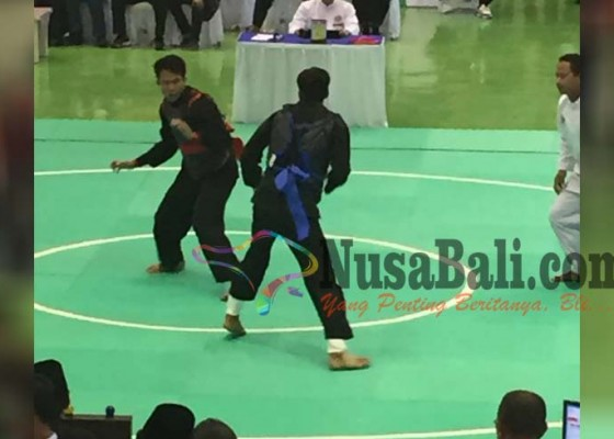 Nusabali.com - pesilat-bali-ikuti-kejuaraan-dunia
