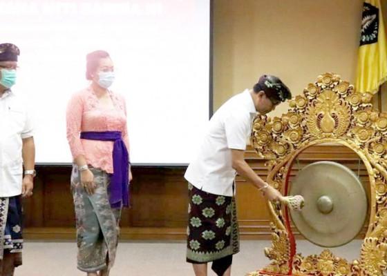 Nusabali.com - wabup-suiasa-buka-kegiatan-yowana-niti-sarira-iii-2020