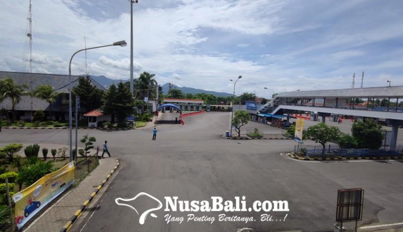 www.nusabali.com-liburan-nataru-gilimanuk-lengang