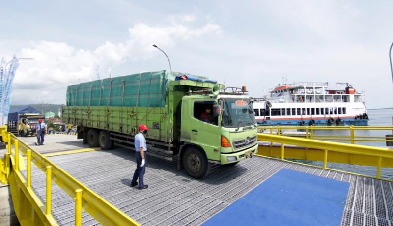 www.nusabali.com-asdp-luncurkan-kapal-ferry-ketapang-lembar